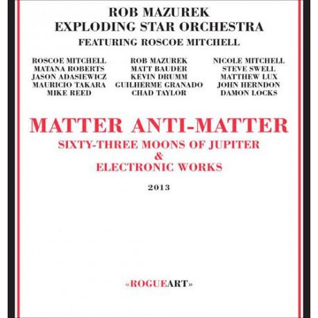 Matter Anti-Matter - Sixty Three Moons of Jupiter