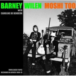 Moshi Too - Unreleased Tapes Rec. in Africa 69-70