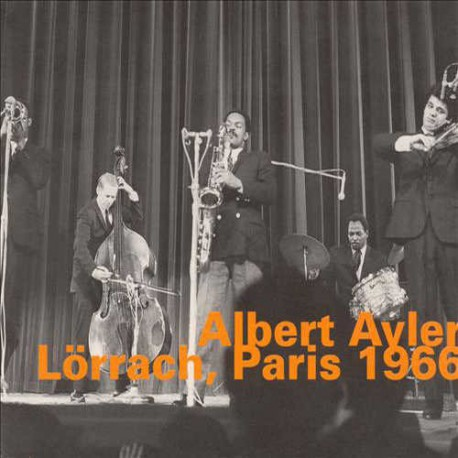 Lorrach, Paris 1966