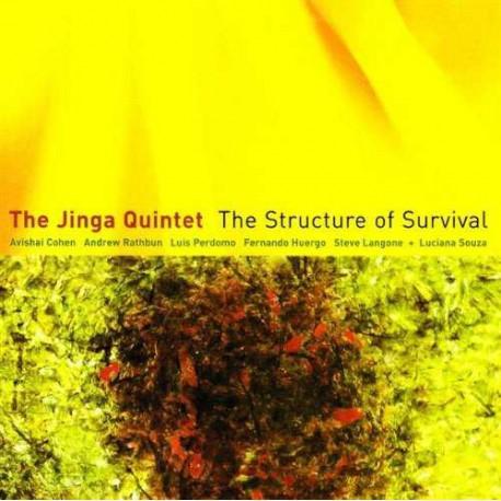 Jinga Quintet-The Structure of Survival