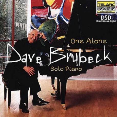 One Alone - Solo Piano