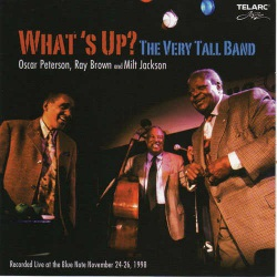 What`S Up? - the Very Tall Band