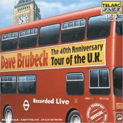 The 40Th Anniversary Tour Uk