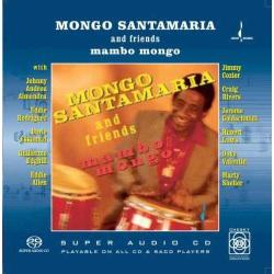 Mongo Santamaria and Friends (Sacd)