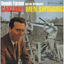Caution ! Men Swinging