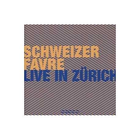 Live in Zurich