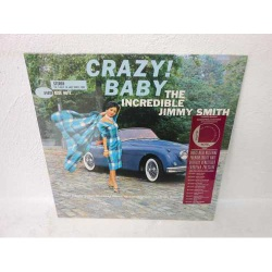 Crazy! Baby (French Stereo Reissue) Sealed