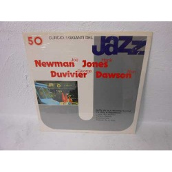 I Giganti Del Jazz 50: Hank Jones, Joe Newman