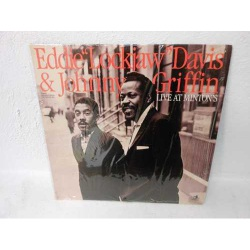 Live at Minton'S w/ Johnny Griffin (Us Gatefold)
