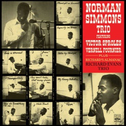 Norman Simmons Trio + Richard`S Almanac