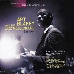 Justice - Live in Amsterdam, November 1959