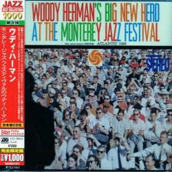 Woody Herman`S Big New Herd at Monterey Jazz