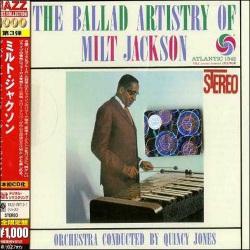 The Ballad Artistry of Milt Jackson