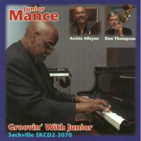 Groovin` with Junior