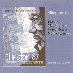 Ellington `87 - Duke in Canada