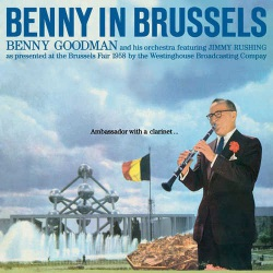 Benny in Brussels