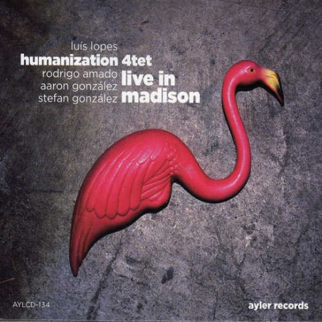 Humaniztion 4Tet - Live in Madison