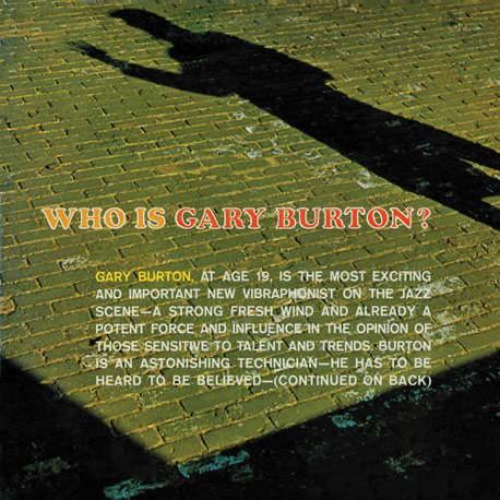 Who`s Gary Burton + Subtle Swing