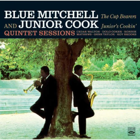 Quintet Sessions - Junior`S Cookin`+ Cup Bearers