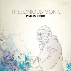 Thelonious Monk in Paris 1969 - Cd + Dvd
