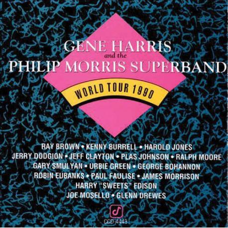 World Tour 1990 (Cut Out)