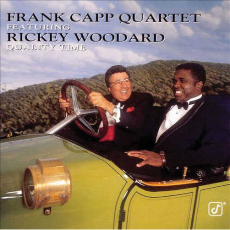 Quality Time (Feat. Rickey Woodard) (Cut Out)