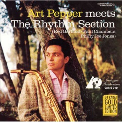 Art Pepper Meets the Rhythm Section (Cut Out)