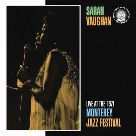 Live at the 1971 Monterey Jazz Festival (Cut Out)