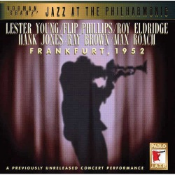 Jazz at the Philharmonic, Frankfurt 1952 (Cut Out)
