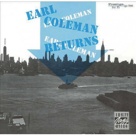 Earl Coleman Returns (Cut Out)
