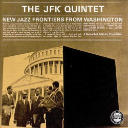 New Jazz Frontiers from Washington (Cut Out)