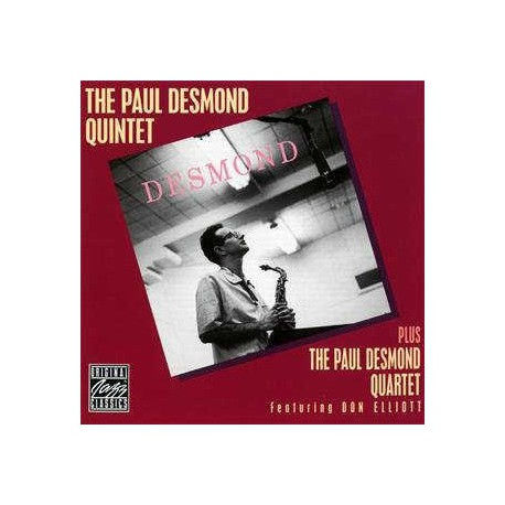 The Paul Desmond Quintet and Quartet