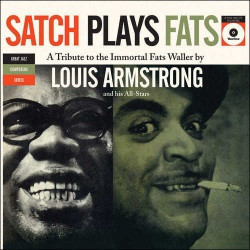 Satch Plays Fats - 180 Gram