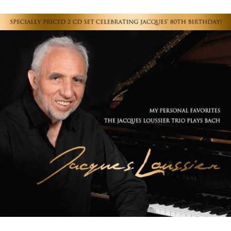 Jacques Loussier Trio Plays Bach