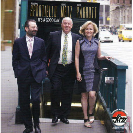 It`S a Good Day with Eddie Metz and Nicky Parrott