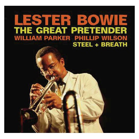 The Great Pretender + Steel - Breath with W. Parke