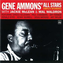 Gene Ammons` All Stars Complete Rec