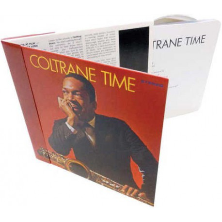 Coltrane Time - Deluxe Gatefold Papersleeve