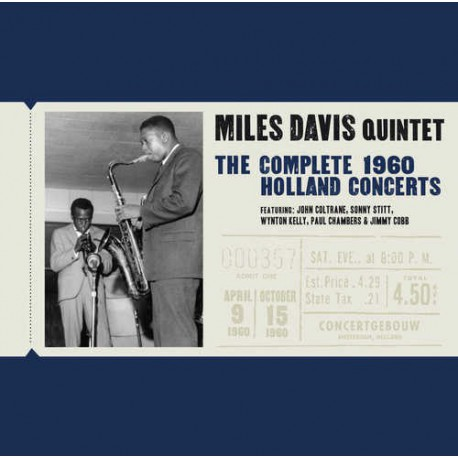 The Complete 1960 Holland Concerts