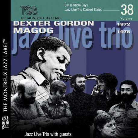 SRD Vol. 38 - Jazz Live Trio with Guests