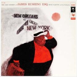 The Jazz Odyssey of James Rushing Esq.