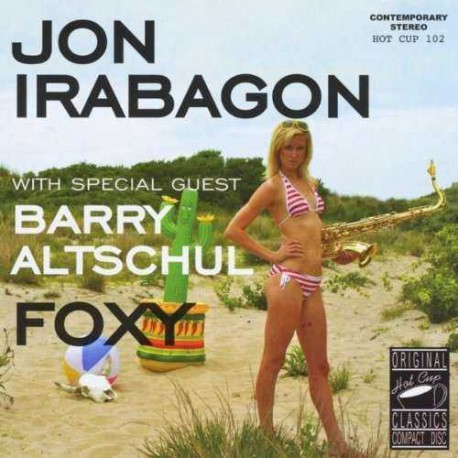 Foxy with Special Guest Barry Altschul