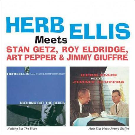 Meets Getz , Eldridge , Pepper and Giuffre