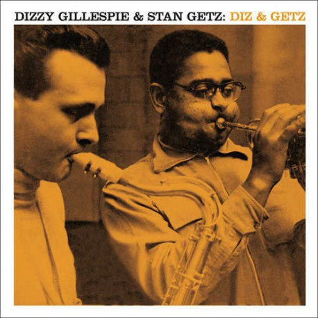 Diz and Getz + 6 Bonus Tracks