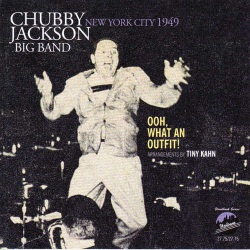 Chubby Jackson Big Band - New York City 1949