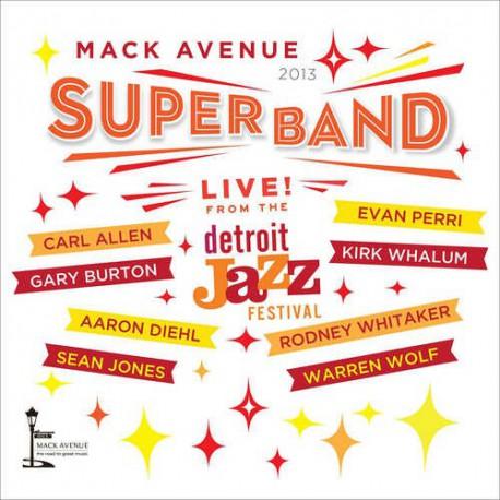 Live from Detroit Jazz Festival 2013