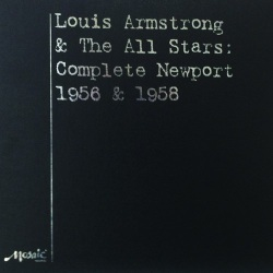 Armstrong and the All Stars - Newport 1956 - 1958