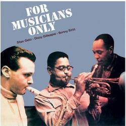 For Musiciand Only + 4 Bonus Tracks