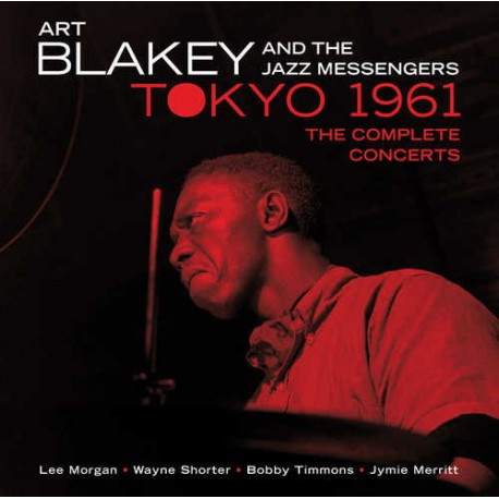 In Tokyo 1961 - the Complete Concerts
