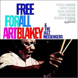 And the Jazz Messengers - Free for All - 180 Gram